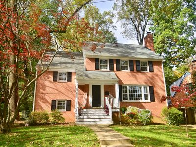 Photo for Beautiful Bethesda 5BR Colonial Brick Home