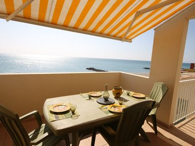 Photo for Sea view rental 4/5 people