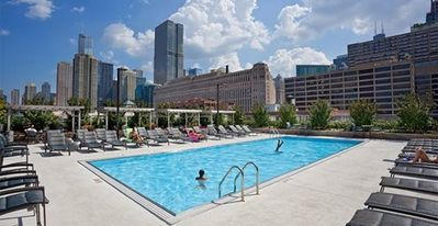 Photo for Stunning City Views and First Class Amenities - Downtown Chicago!!
