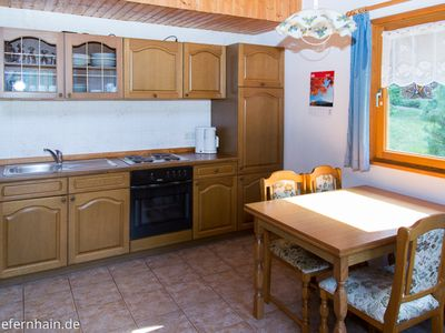 """Photo for Holiday house """"Kieferngrund"""" 1 (up to 4 Pers.) - Holiday resort Kiefernhain"""