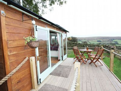 Photo for 2 bedroom Log Cabin in Abergavenny - 42919