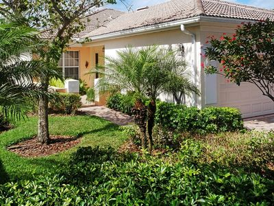 Photo for House is located in a golf course community, very close  to Naples beaches