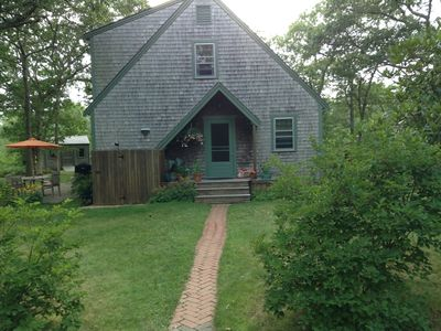 Photo for West Tisbury Wooded Summer Retreat