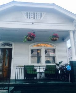 Photo for French Quarter Frenchman Street House 3 bd 2 ba Parking Wifi Safe 17STR-10809