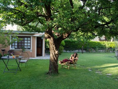 Photo for Small house in the garden