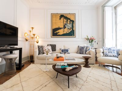 Photo for Beautiful and Stylish 5 BR in the heart of Chiado