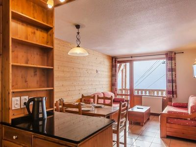 Photo for The Val Thorens **** Balconies - 2 Room Cabin 4/6 People