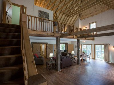 Photo for Historic, Renovated Coach House in the Heart of Sturgeon Bay
