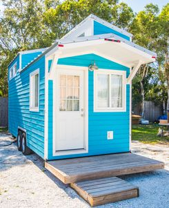 Photo for Tiny House SIesta- perfect tiny house for two!