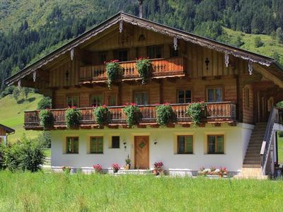 Photo for Holiday farm, Großarl  in Pongau - 6 persons, 3 bedrooms