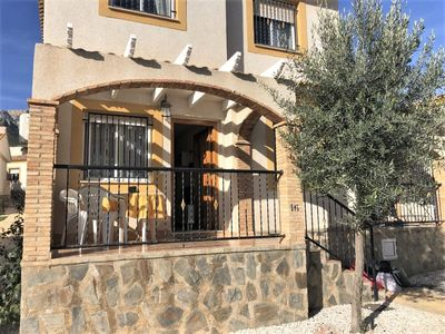 Photo for 1BR Townhome Vacation Rental in Polop, Comunidad Valenciana