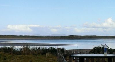 Photo for Secluded Beachfront Home Slps 4. Fab Sea/Mountain Views. Pet/Child Friendly.