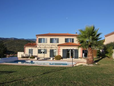 Photo for Character house with heated pool 12x5