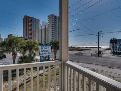Photo for Spacious Unit~Family Friendly Complex~Outdoor Pool~Beach Access Nearby