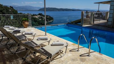Photo for Kalami Sunlight - New villa with stunning sea view