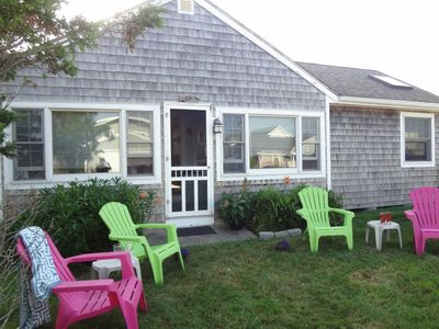 Photo for Autumn Days Are The Best! Classic Beach Cottage, Steps to Ocean Break.