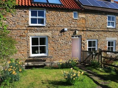 Photo for Idyllic cottage on the banks of the River Tees, Yorkshire / Durham border