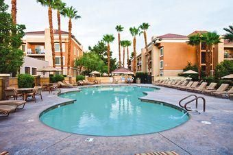 Photo for Cozy Suite Near Vegas Strip w/ Private Balcony, Free WiFi & Full Kitchen