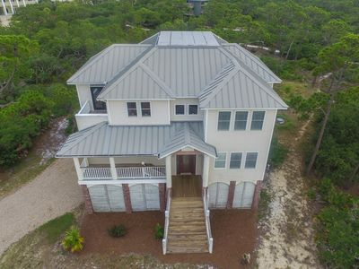 Photo for AFFORDABLE FAMILY HOME*6 BR/7 B*PRIVATE POOL*ELEVATOR*2 MIN. WALK TO BEACH*Zz14