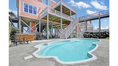 Photo for 12BR House Vacation Rental in Oak Island, North Carolina