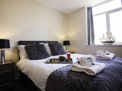 Photo for 1BR Apartment Vacation Rental in Doncaster, England