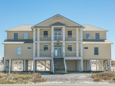 Photo for HAVE A BALL with Kaiser in Paradox: 6 BR/7 BA House in Gulf Shores Sleeps 16