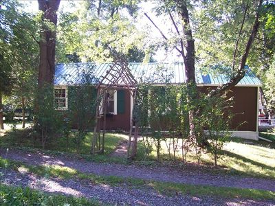 Photo for 1BR Cabin Vacation Rental in Honeoye, New York