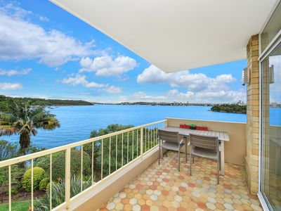 Photo for Absolute waterfront luxury apartment on Sydney Harbour
