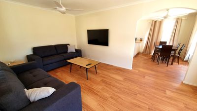 Photo for Pet & Tradie Friendly