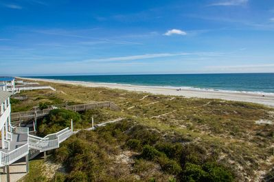 Unobstructed Views of the Atlantic!