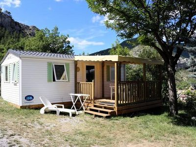Photo for Camping des Princes of Orange **** - Mobile home Leisure 3 rooms 4 persons