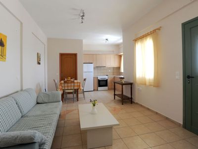 Photo for Apartment Ormos Apartment I in Tinos - 4 persons, 2 bedrooms