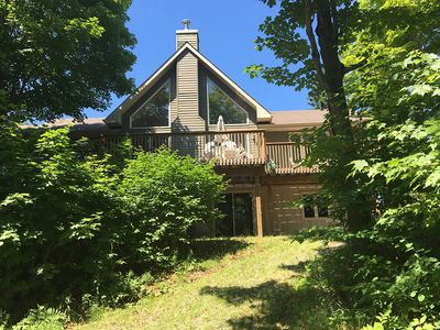 Photo for Charming, newly built cottage in the heart of Muskoka!