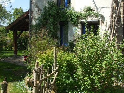 Photo for Beautiful Holiday Home in Pionsat Auvergne with Garden