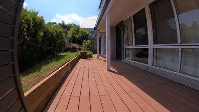 Photo for NEW TO STAYZ - A Spacious beach house a few meters from Malabar Beach