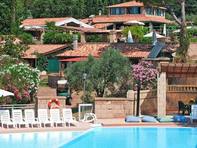 Photo for Holiday resort Centro Vacanze il Borgo, Guardistallo  in Riviera degli Etruschi - 5 persons, 1 bedroom