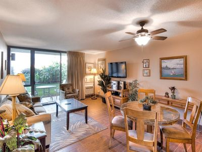 Photo for Homey Updates+Touches! Ground Floor Lanai, Kitchen Ease, WiFi–Kamaole Sands 5108