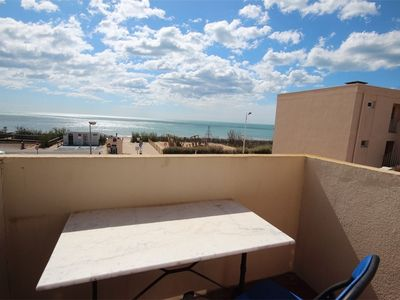 Photo for Apartment Vacation Rental in PORTIRAGNES PLAGE