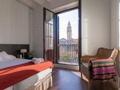 Photo for Ciutadella Apartment - Views of the city and all equipped