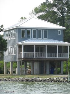 House 5' from the water