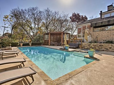 Photo for Richardson Home w/Golf Course Views, Pool, Hot Tub