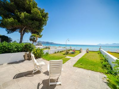 Photo for Playa de Muro Apartment, Sleeps 6 with Free WiFi