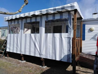Photo for Mobile home two bedrooms