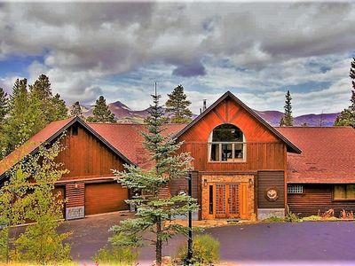 Photo for Space Wrangler Lodge ~ A Luxury Mountain Retreat