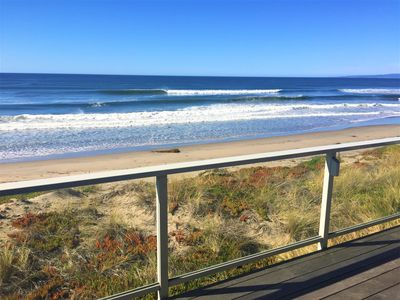 GREAT WIFI and A+ DISINFECT!  Mind-boggling Oceanfront 5-6 BD,4.5BA