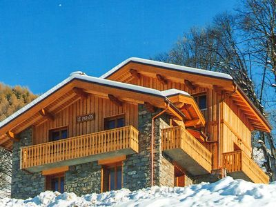 Photo for Homerez last minute deal - Amazing apt - 150 m from the slopes