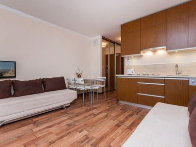 Photo for Studio Apartment Villa Mistral 5 in the Seaside District