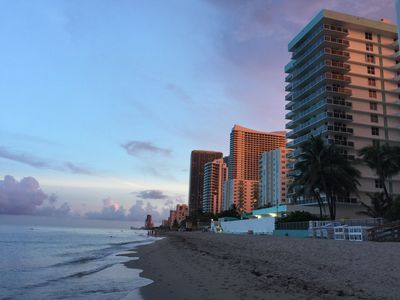 Photo for Beautiful Condo in Hollywood Beach