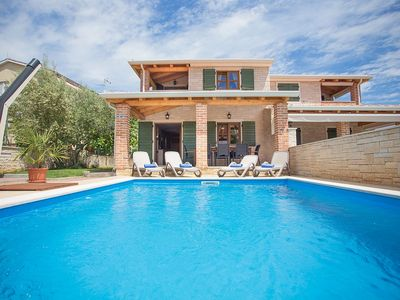 Photo for Holiday house Vabriga for 6 persons with 3 bedrooms - Holiday house