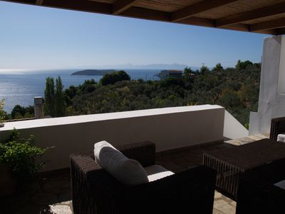 Photo for 3BR,3BTH VILLA WITH SHARED POOL AND STUNNING SEA VIEWS